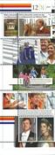 Netherlands - 12,5 years wedding anniversare Royal  Couple - Mint set 5v