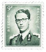 Belgique 1958 - Neuf avec charnière - OBP 1073