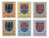 Luxembourg 1956 - Neuf - Michel 561-66