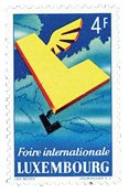 Luxembourg 1954 - Neuf - Michel 524