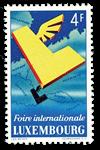 Luxemborg 1954 - Postfrisk - Michel 524