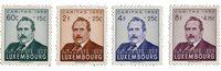 Luxembourg 1952 - Neuf - Michel 501-04