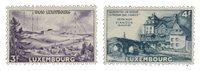 Luxembourg 1953 - Neuf - Michel 512-13