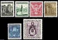 Luxembourg 1947 - Neuf - Michel 417-22