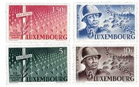 Luxembourg 1947 - Neuf - Michel 423-26