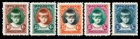 Luxembourg 1929 - Oblitéré - Michel 213-16