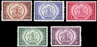 Belgique 1939 - Neuf - OBP TR205/09