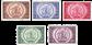 Belgien 1939 - OBP TR205/09 - Postfrisk