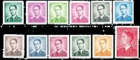 Belgique 1958 - OBP 1066-75
