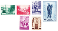 Belgien 1954 - OBP 946-51 - Postfrisk