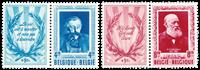 Belgique 1952 - Neuf avec charnière - OBP 898-99