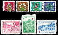 Belgique 1950 - Neuf avec charnière - OBP 834-40