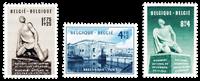 Belgique 1951 - Neuf avec charnière - OBP 860-62