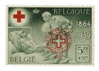 Belgique - Neuf avec charnière - OBP 582B