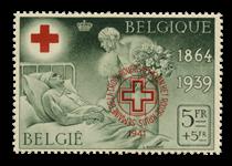 Belgien - OBP 582B - Ubrugt