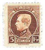 Belgique 1922 - Neuf - OBP 218