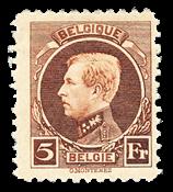 Belgium 1922 - OBP 218 - Mint