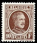 Belgien 1922 - OBP 210 - Postfrisk