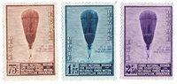 Belgique 1932 - Neuf avec charnière - OBP 353-55
