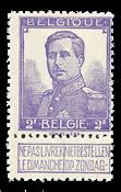 Belgique 1912 - Neuf avec charnière - OBP 117
