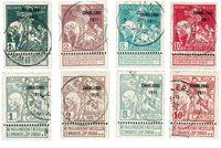 Belgique 1911 - Oblitéré - OBP 100-07