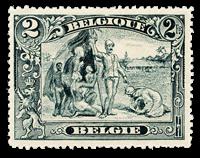 Belgium 1915 - OBP 146 - Unused