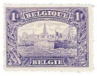 Belgique 1915 - Neuf avec charnière - OBP 145