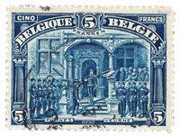 Belgique 1915 - Oblitéré - OBP 147