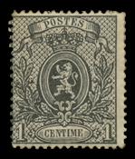 Belgique - Neuf avec charnière - OBP 23