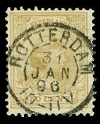 Nederland - Nr. 43 - Gebruikt