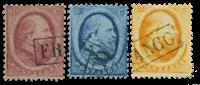 Holland 1864 - NVPH 4-6B - Stemplet