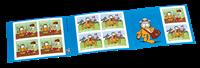 Suisse - Garfield - Carnet neuf