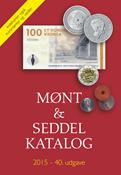 Danmark møntkatalog 2015
