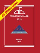 AFA Eastern Europe stamp catalogue volume II 2015