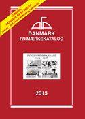 AFA Danmark frimærkekatalog 2015