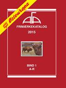 AFA Eastern Europe stamp catalogue volume I 2015