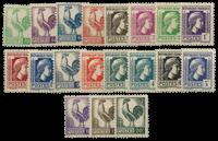 Frankrig - YT 630-48 - Postfrisk