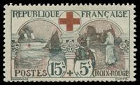 Frankrig - YT 156 - Postfrisk