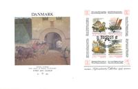 DK Hafnia 87 -  Souvenirsheet II - FDC