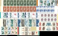 Sverige frimærkehæfter 10 stk