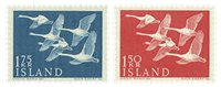 Islande - Cygnes - 1956 - Neuf
