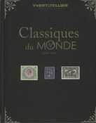 Yvert & Tellier catalogue - Worldwide - 1840-1 940
