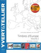 Yvert & Tellier - Europa C-H, Bind 2 2014