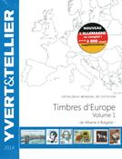 Yvert & Tellier - Europe A-B - Vol 1. 2014