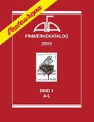 AFA vesteuropa frimærkekatalog bind I, 2015 (A-L),
