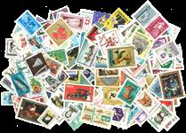 Hongrie commem. - Paquet de timbres - 300 diff.