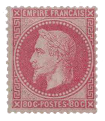 France - YT 32 - Unused