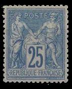 Frankrig - YT 79 - Ubrugt