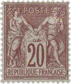 Frankrig - YT 67 - Ubrugt