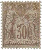 Frankrig - YT 69 - Ubrugt
